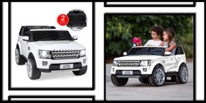 Best Choice Products 12V 3.7 MPH 2-Seater Land Rover-min