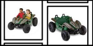 Kid Trax Mossy Oak Dune Buggy Ride-On Toy-min