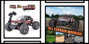 Remote Control Car High Speed RC Car Off-Road Vehicle-min