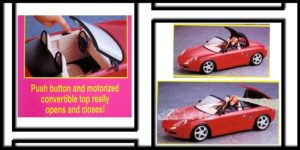 Barbie PORSCHE BOXSTER Sports CAR