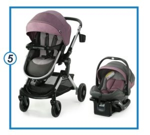 Dream Graco Nest Travel Stroller-min