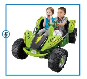 Fisher-Price Power Wheels Dune Racer Extreme -min