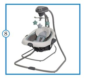 Graco Baby Swing-the Best Baby Swing-min