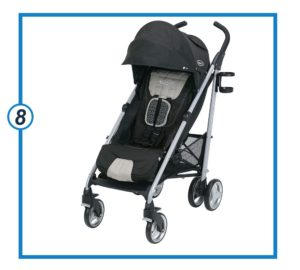 Graco Breaze Connect Stroller-min