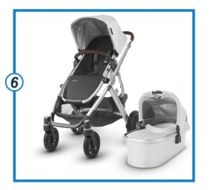 High-quality Vista Stroller-min