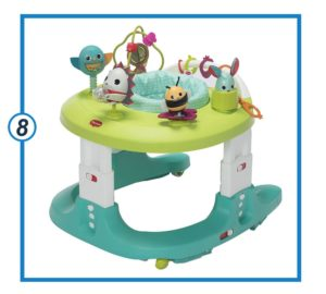 Tiny Love Meadow Days Here I Grow 4-in-1 Baby Walker-min