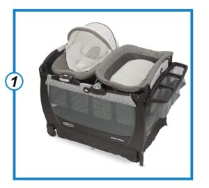 Ultimate solution Graco Pack 'n play-min