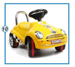 Amazing Tech Depot 3-in-1 Ride On Car Toy Baby Bus-min
