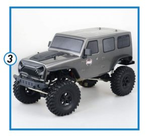 Anti-Fall Outdoor Off-Road Monster Truck 2.4Ghz Wireless-min
