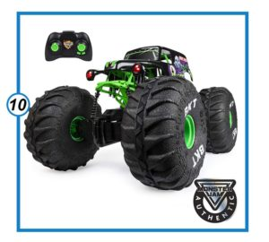 Monster Jam, Official Mega Grave Digger All-Terrain monster truck monster Jam-min
