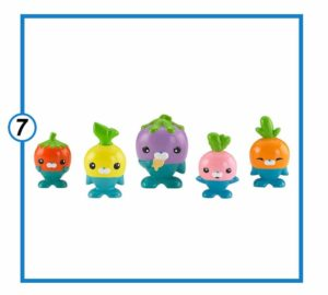 Vegimals Five-Pack from Fisher-Price-min