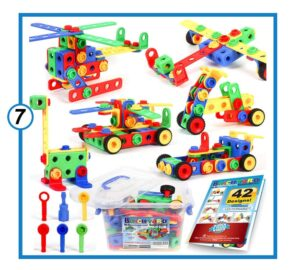 163 Piece STEM Toys Kit-min