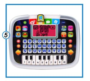 VTech Little Apps Tablet, Black-minVTech Little Apps Tablet, Black-min
